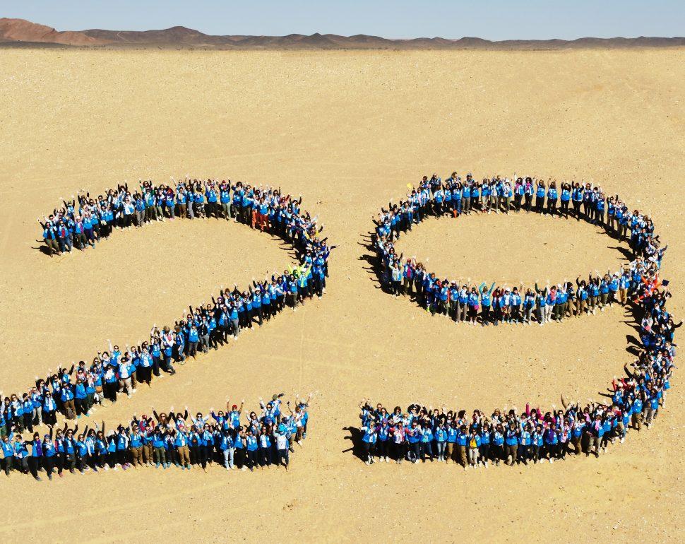 Rallye des Gazelles 2019