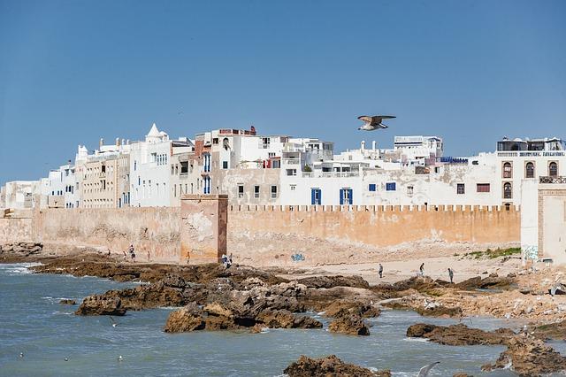Les pistes d'Essaouira